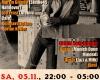 Northern Soul, Modern Soul, Funk, Vinyl Only Clubnight with Leo Ernst, Reinhard Jellen, Dusty (Jazz & Milk), Buson (Munich Open Minded) Kiesi M'Baku (Corleone) & Florian Keller