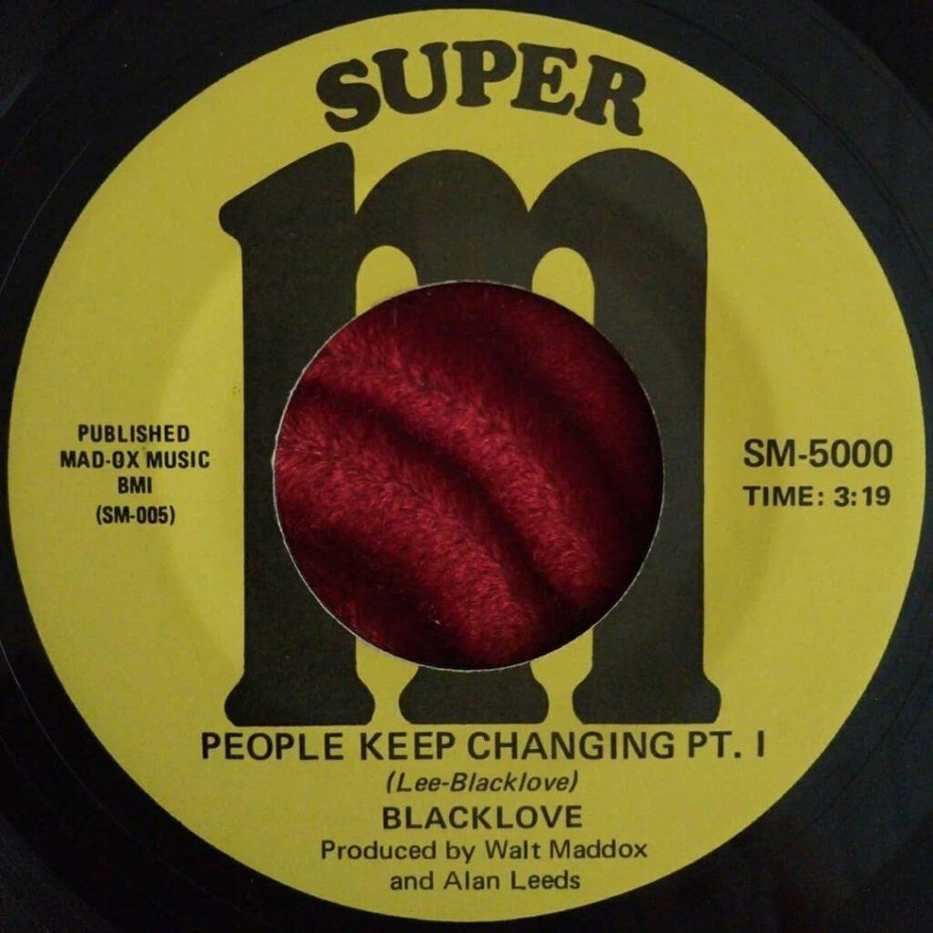 Blacklove - People Keep Changing ⋆ Florian Keller - Funk Related