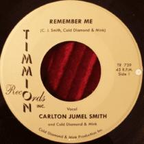Carlton Jumel Smith & Cold Diamond & Mink – Remember Me