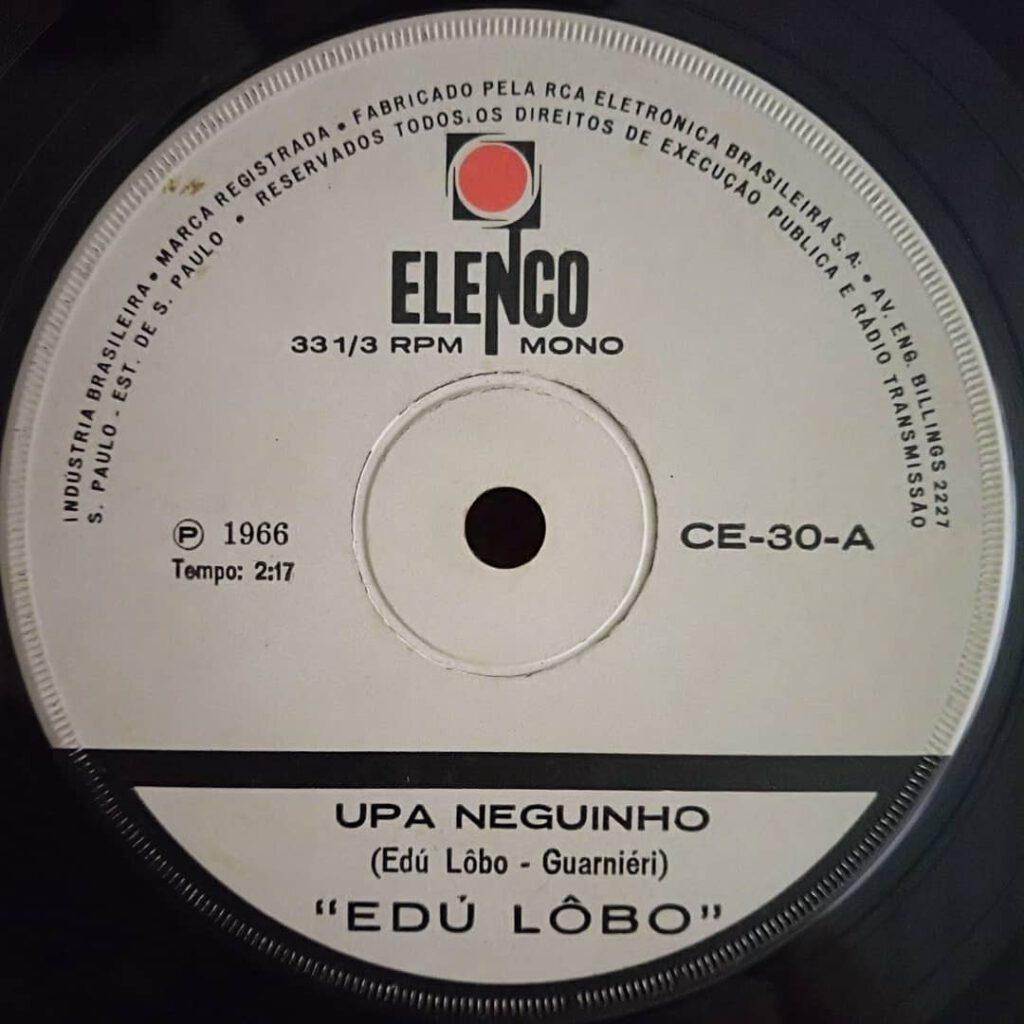 Edú Lôbo - Upa Neguinho ⋆ Florian Keller - Funk Related