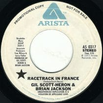 Gil Scott-Heron & Brian Jackson – Racetrack In France