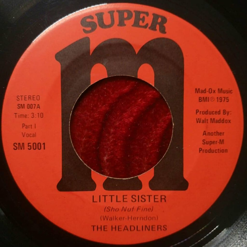 Headliners - Little Sister ⋆ Florian Keller - Funk Related