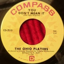 Ohio Players – You Don't Mean It