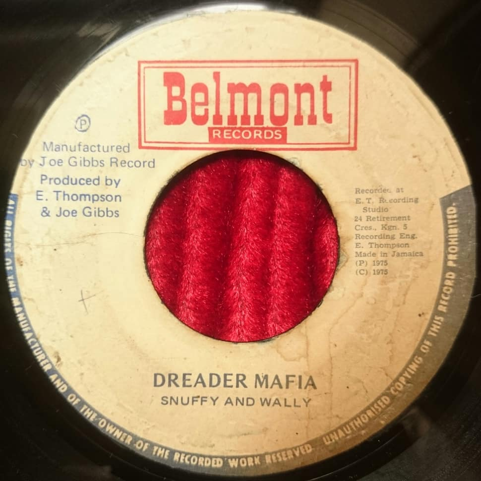 Snuffy And Wally - Dreader Mafia - Florian Keller - Funk related