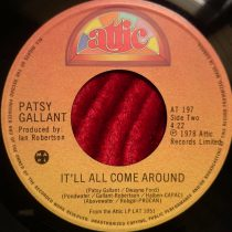 Patsy Gallant – It'll all Come Around