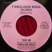 Fabulous Souls ‎– Take Me