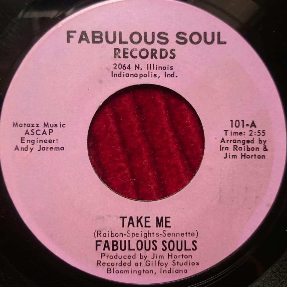 Fabulous Souls - Take Me - Florian Keller - Funk Related