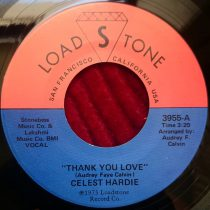 Celest Hardie ‎- Thank You Love