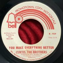 Curtis, The Brothers – You Make Everything Better
