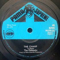 Mohawks ‎- The Champ (Pama Supreme Reggae Version)