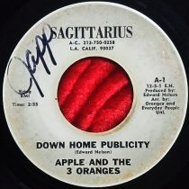 Apple And The 3 Oranges – Down Home Publicity
