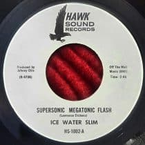 Ice Water Slim – Supersonic Megatonic Flash