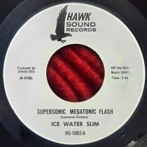 Ice Water Slim – Supersonic Megatonic Flash