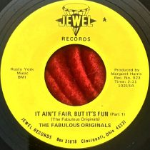 Fabulous Originals – It Ain't Fair, But It's Fun