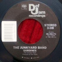 Junkyard Band – Sardines