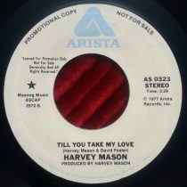 Harvey Mason ‎- Till You Take My Love