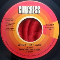 Tomorrow's Men ‎- Who's That Lady