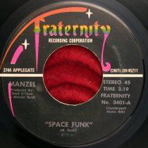 Manzel - Space Funk