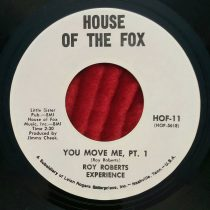 Roy Roberts Experience ‎- You Move Me
