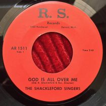 Shackleford Singers – God Is All Over Me