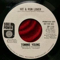 Tommie Young - Hit & Run Lover