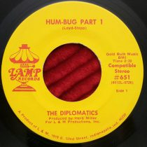 Diplomatics, The – The Hum-Bug (Complete)