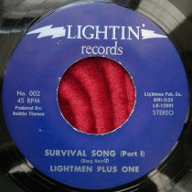 Lightmen Plus One – Survival Song