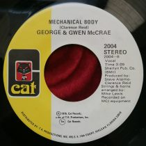 Geroge & Gwen McCrae – Mechanical Body