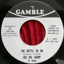 Dee Dee Sharp ‎- The Bottle Or Me