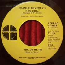 Frankie Beverly's Raw Soul – Color Blind