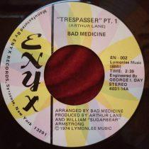Bad Medicine - Trespasser