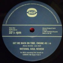 National Soul Review – Get Me Back On Time, Engine #9