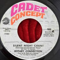 Rotary Connection ‎- Silent Night Chant