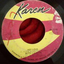 Betty Lavette – Hey Love