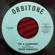 David Robinson ‎– I'm A Carpenter