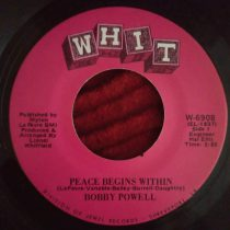 Bobby Powell – Peace Begins Within
