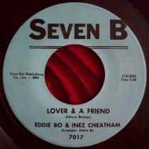 Eddie Bo & Inez Cheatham – Lover & A Friend