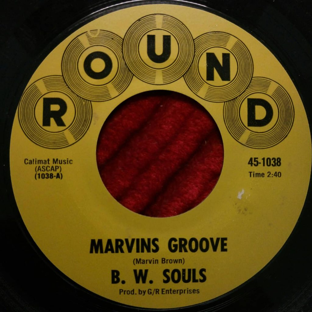 B. W. Souls – Marvins Groove - Florian Keller - Funk Related