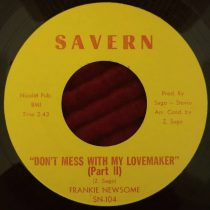 Frankie Newsome – Don't Mess With My Lovemaker