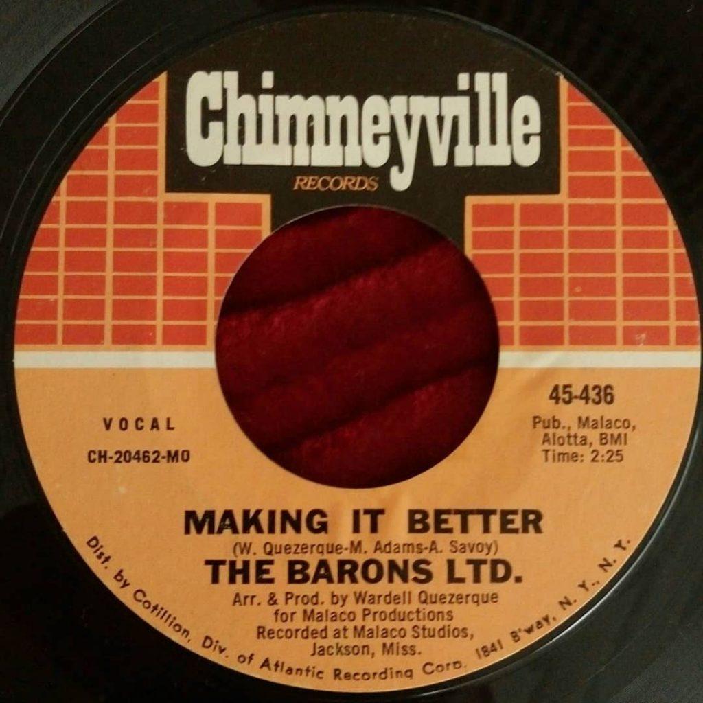 Barons Ltd. – Making It Better - Florian Keller - Funk Related