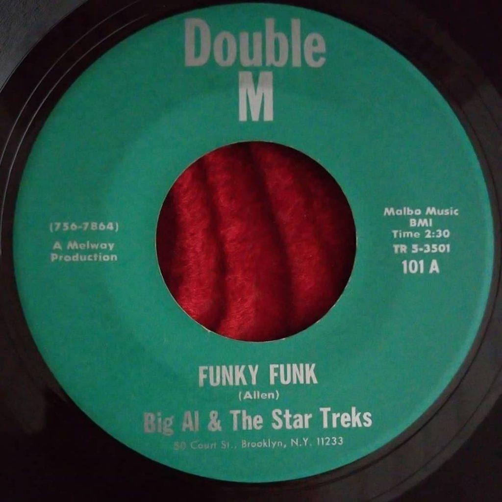 Big Al & The Star Treks – Funky Funk - Florian Keller - Funk Related