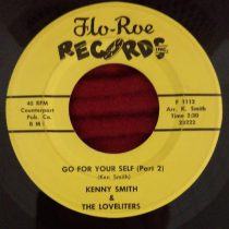 Kenny Smith & The Loveliters – Go For Yourself