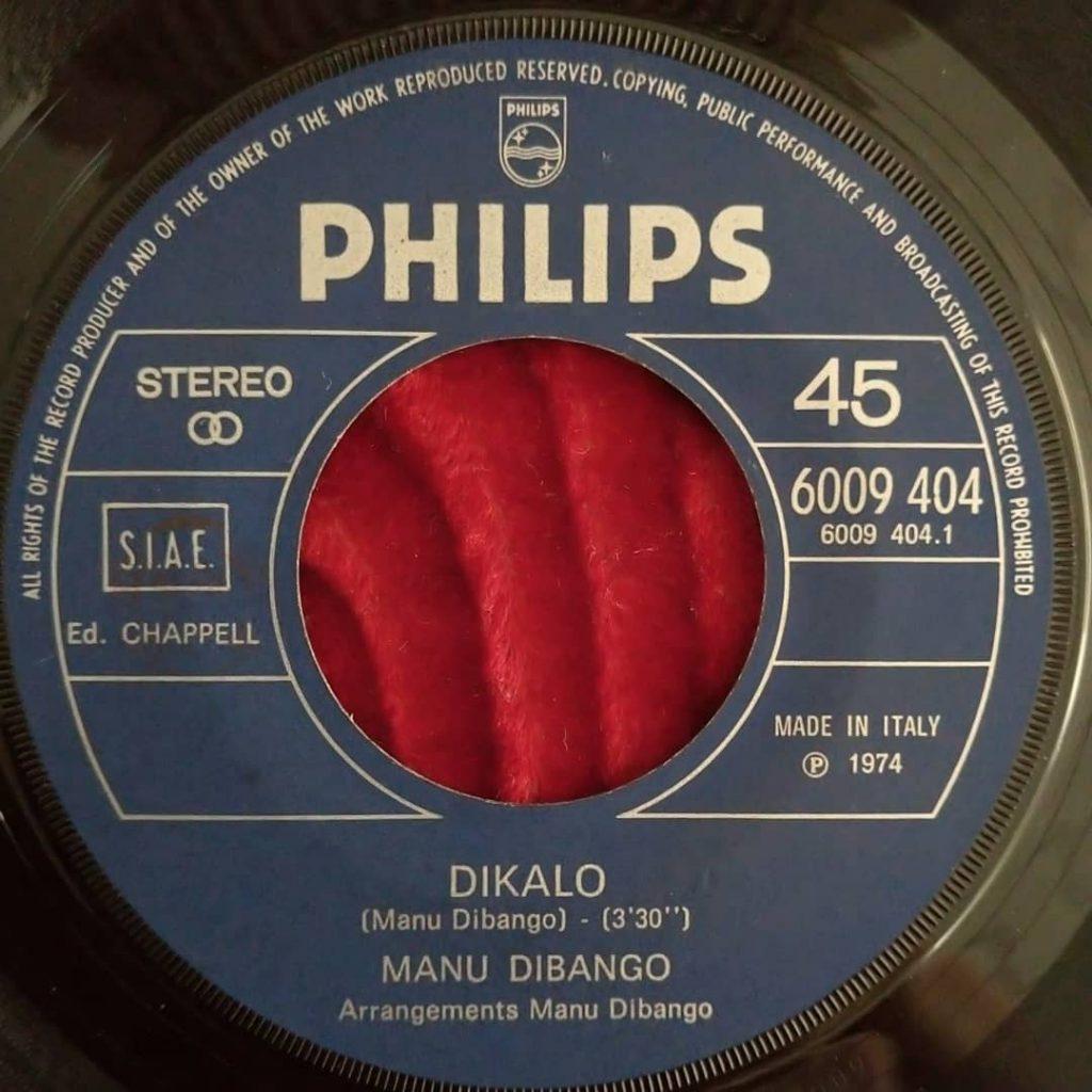 Manu Dibango – Salt Pop-Corn a.k.a. Dikalo - Florian Keller - Funk Related