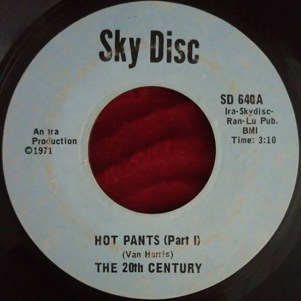20th Century ‎– Hot Pants - Florian Keller - Funk Related