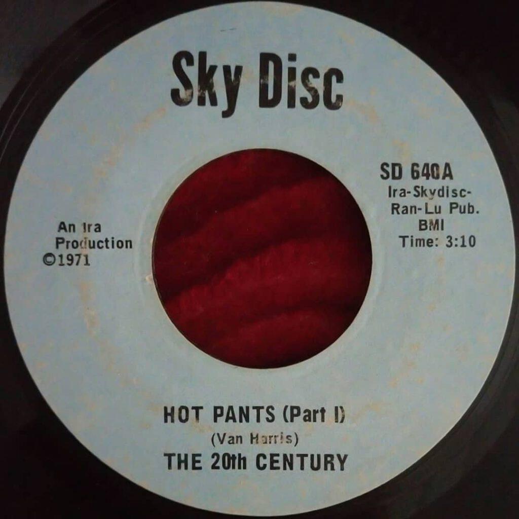 20th Century – Hot Pants - Florian Keller - Funk Related