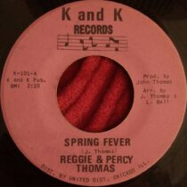 Reggie & Percy Thomas – Spring Fever