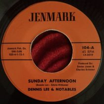 Dennis Lee & Notables – Sunday Afternoon