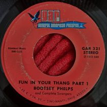 Bootsey Phelps And Complete Strangers – Fun In Your Thang