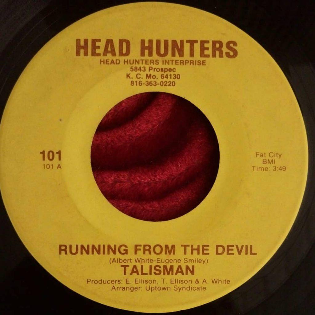 Talisman - Running From The Devil - Florian Keller - Funk Related