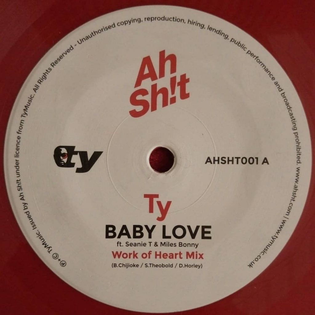 Ty – Baby Love - Florian Keller - Funk Related